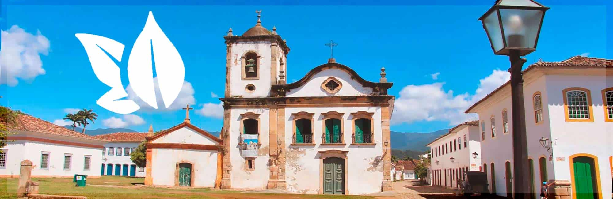 Paraty Igreja do Rosário