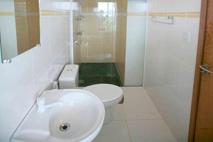 Suíte Compact Chic Banheiro